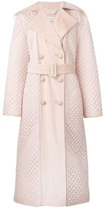 Nina Ricci double breasted trench coat