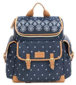 Carter'scarter's® Baby Go Bandana Backpack Diaper Bag in Blue