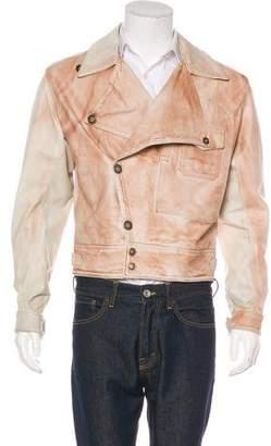 Belstaff The Aviator Leather Jacket