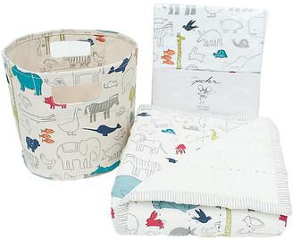 Pehr Designs Noah's Ark Baby Gift Set - Beige