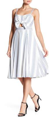 Rachel Roy The Lola Stripe Woven Dress