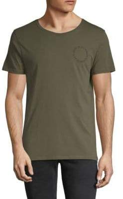 Zadig & Voltaire Toma Graphic Cotton Tee