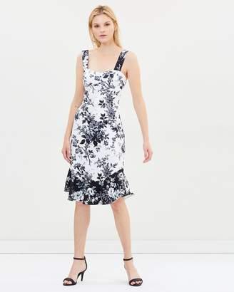 Lover Sonnet Midi Flip Dress