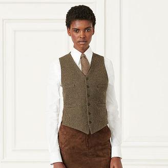 Ralph Lauren Emerson Wool Vest $990 thestylecure.com