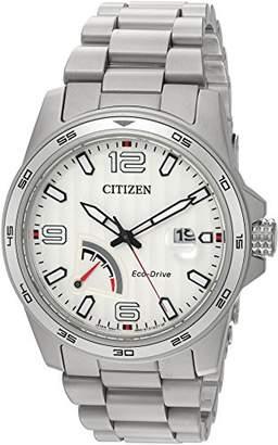 Citizen Men's 'Sport' Quartz Stainless Steel Casual Watch