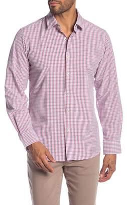 Möve Long Sleeve Plaid Shirt