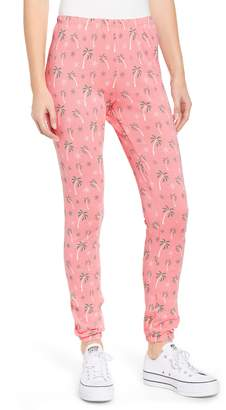 Wildfox Couture Tropical Christmas Sweatpants