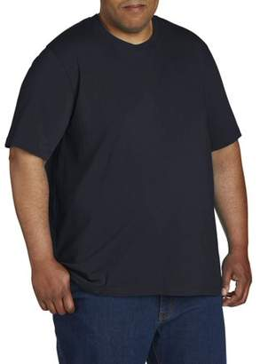 555 Turnpike Men's Big & Tall Wicking Jersey No Pocket Tee