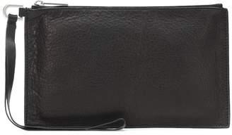 Rick Owens Leather clutch