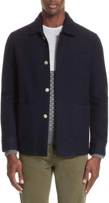 Eleventy Trim Fit Wool Jacket