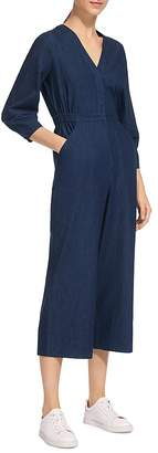 Whistles Cinita Denim Jumpsuit