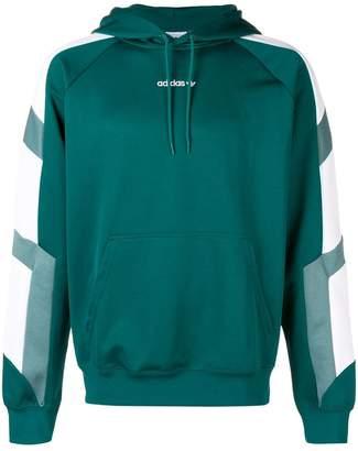 adidas ETQ block hoodie