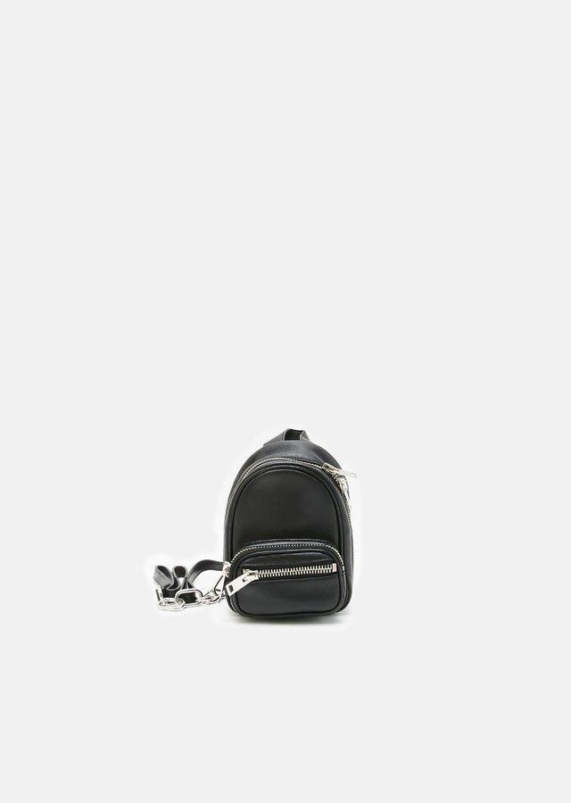 Alexander Wang Attica Soft Mini Backpack Crossbody Bag