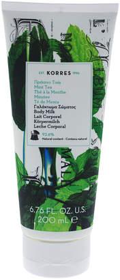 Korres 6.76Oz Mint Tea Body Milk