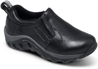 Merrell (メレル) - Merrell Jungle Moc Leather Shoes, Little Boys & Big Boys