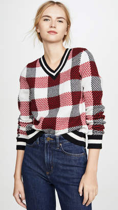 Rag & Bone Gabby V Neck Sweater