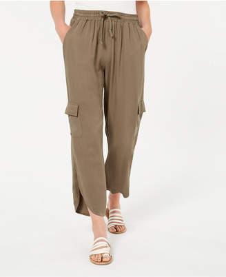 American Rag Juniors' Tulip-Hem Cargo Pants