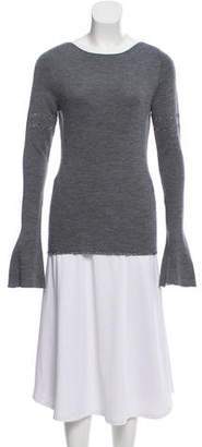 Frame Wool Knit Top w/ Tags
