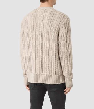fa4f6952fc17d4 AllSaints Knitwear For Men - ShopStyle UK