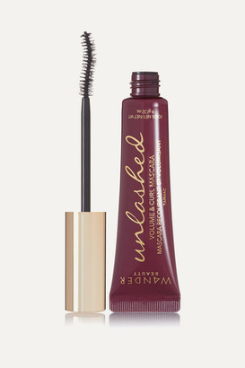 Wander Beauty - Unlashed Volume And Curl Mascara - Tarmac $24 thestylecure.com