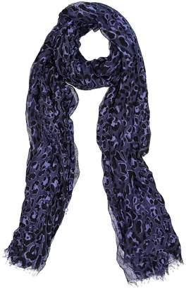 Jimmy Choo Purple Cashmere Scarves