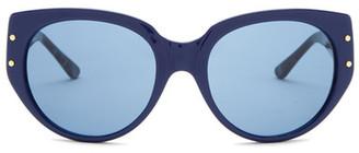 Tory Burch Women&s Cat Eye Sunglasses $175 thestylecure.com