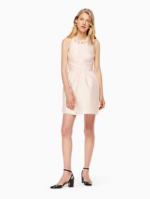 Kate Spade Poppy embellished mini dress