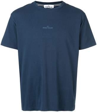 Stone Island logo short-sleeve T-shirt