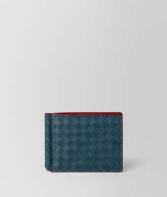 Bottega Veneta BILLFOLD IN INTRECCIATO VN AND NAPPA