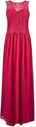 Dorothy Perkins Womens **Showcase Tall Red Maxi Dress
