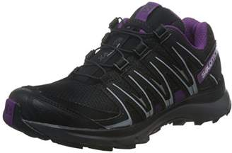 Salomon Women's XA Lite, Trail Running Footwear, /Magnet/Grape Juice, Size: 38