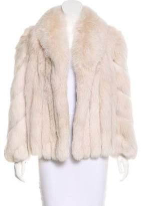 Chloé Fox Fur Jacket