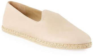 ce0e36c7aa6 Vince Malia Leather Flat Espadrille Loafers
