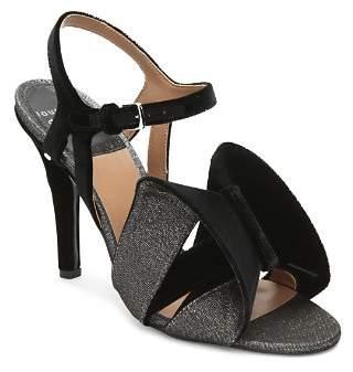 Laurence Dacade Women's Shady Velvet & Metallic High-Heel Sandals
