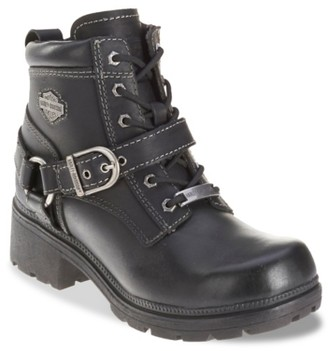 Harley-Davidson Tegan Combat Boot