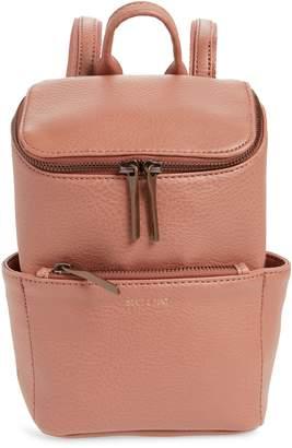 Matt & Nat Mini Brave Faux Leather Backpack
