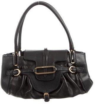 Jimmy Choo Jimmy Choo Leather Tulita Bag