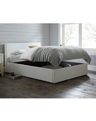 Fashion World Seville Double Bed With Memory Mattress