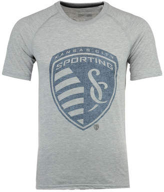 adidas Men's Sporting Kansas City Fabrication T-Shirt
