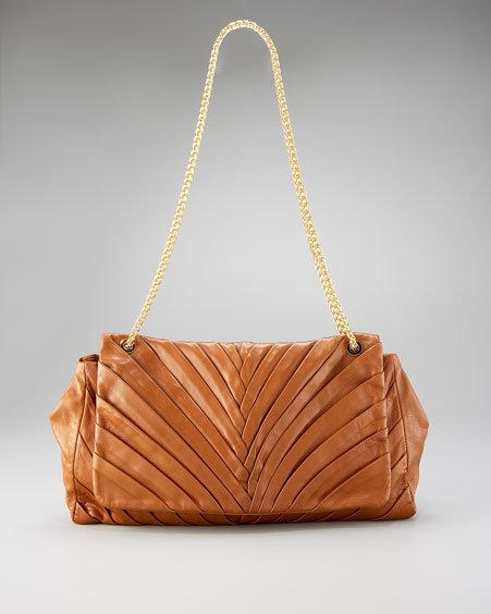 Elie Tahari Leslie Chain Shoulder Bag