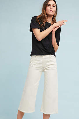Citizens of Humanity Emma Ultra High-Rise Cropped Wide-Leg Jeans