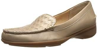 Trotters Women's Zane Woven Slip-On Loafer