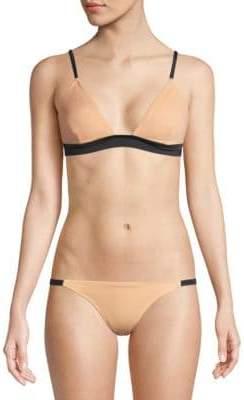Morgan The Contrasting Bikini Top