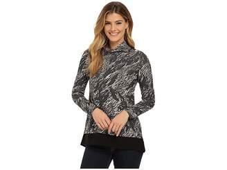 Nic+Zoe Moonrise Top Women's Short Sleeve Pullover