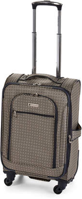 """London Fog Sheffield 20"""" Expandable Carry-On Spinner"""