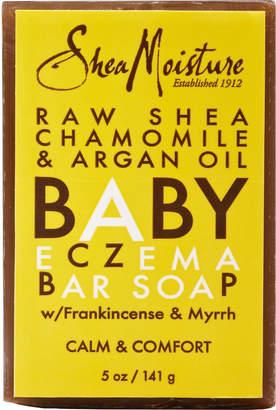 SheaMoisture Raw Shea Chamomile & Argan Oil Baby Eczema Bar Soap $5.49 thestylecure.com