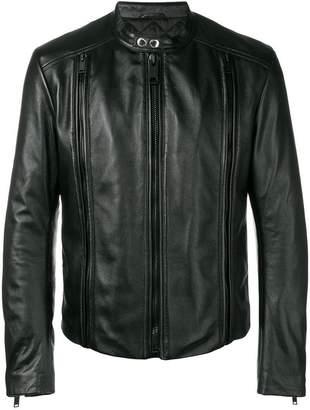 Les Hommes zip details jacket
