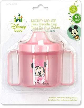 Disney Minnie Mouse Twin-Handle Cup