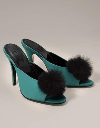 Agent Provocateur Tamiya Mule Teal