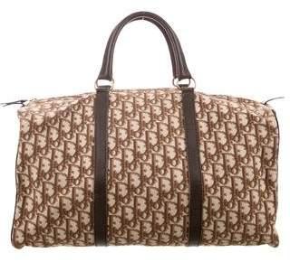 Christian Dior Diorissimo Trotter Boston Bag